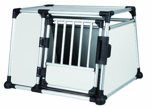 Trixie 39343 Transportbox, Aluminium, 93 x 65 x 81 cm
