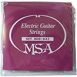 MSA Musikinstrumente E-Gitarrensaiten SK40 009-042