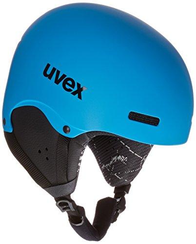 Uvex Skihelm Hlmt 5 junior Blue Mat, 48-52 cm