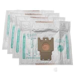 4 véritable Hoover Pure HEPA sac d`aspirateur Hoover Bag type H60