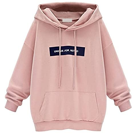 Lannorn Long Sleeve Letters Pullover Hoodies , Autumn Winter Fashion
