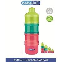 BEBÉ DUE Colours & Flavours Dosificador Apilable
