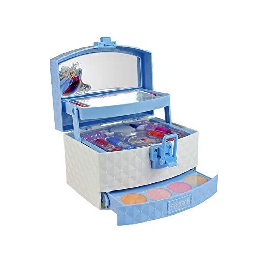 Bräutigam Für Kleinkind Kostüm - arthomer Disney Prinzessin der EIS-Prinzessin, Make-up-Set, tragbares Spielzeug für Zuhause und Spielzeug, Schminkset für Mädchen für Kleinkinder