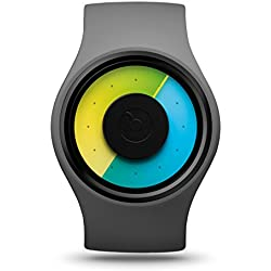Ziiiro Z0004WGYT Unisex Aurora Gray Watch