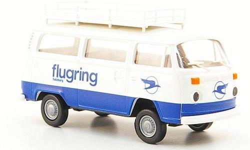 VW T2 Kombi, flugring, Modellauto, Fertigmodell, Brekina - T2 Pick
