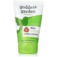 Goddess Garden Kids Natural Sunscreen Spf 30 3.5 Oz Liquid by Goddess Garden