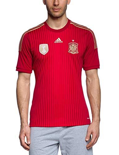 adidas Herren Fußball Trikot Spanien WM 2014