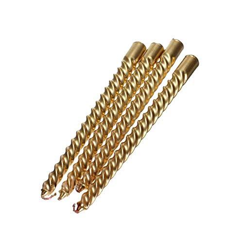 100{ff7bec6c7d3eb17dc2ddc1124cd8f98fc7f1109a3a6594e5c92639b687d927ca} Baumwolle geflochten ist Deko-Kerze Lange Gold-Twist Taper Candle Spiral Taper Candle Taper Verdrehte Abendessen Speisetisch Hochzeit Spiral Lange Kerzen Wachs (20.1cm) Apfelwein Lavendel