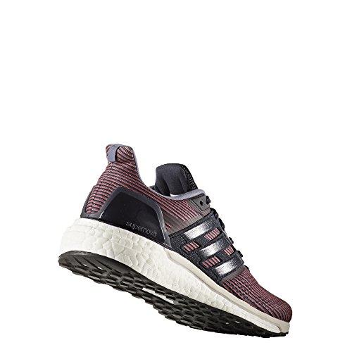 adidas Supernova W, Chaussures de Running Femme Multicolore (Super Purple /legend Ink /easy Coral )