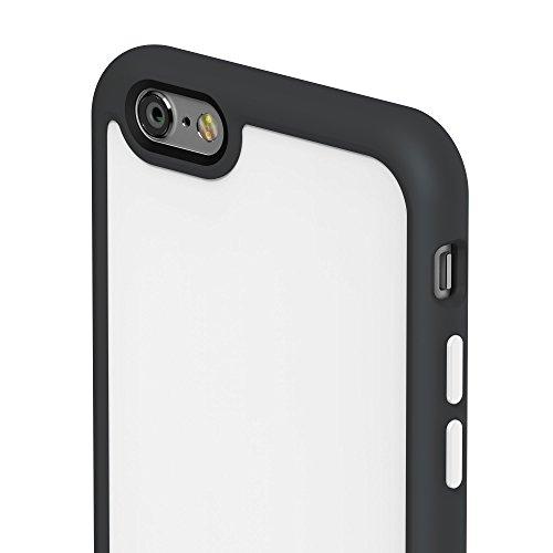 SwitchEasy Aero Coque pour iPhone 6/6S Bleu Blanc