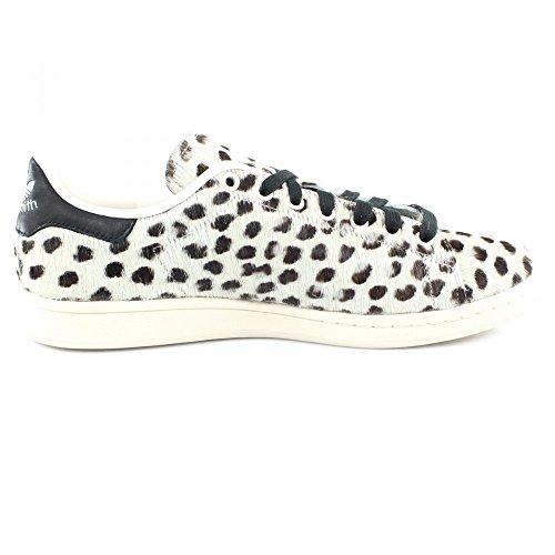 Adidas Stan Smith, chalk white/chalk white/core black chalk Blanc/chalk Blanc/core black