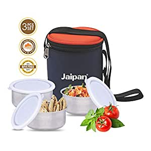 Jaipan Food King Lunch Box Blue