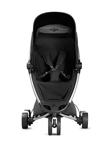 Quinny Zapp, Kinderwagen Buggy Kombiset mit Maxi-Cosi Babyschale erweiterbar, superleicht und kompakt, bis 15 kg, rocking black - 3