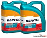 ACEITE MOTOR REPSOL ELITE TDI 50501 5W-40 5 litros (10 litros)