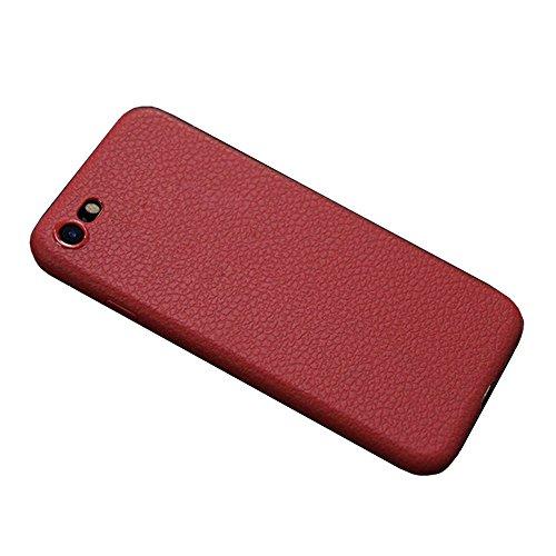 HX 450A TPU Silikon Striae Telefonoberteil Taschen & Schalen [Scratch-Resistant Fashion ] Case Schutzhülle Case Cover für iPhone 7 plus-1 Farbe B-4