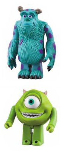 Kubrick Monsters Inc. Sully & Mike 2-Pack