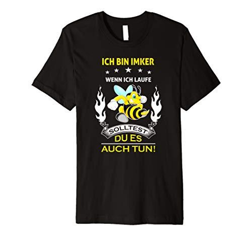 Ich bin Imker - Lustiges Imker T-Shirt | Geschenkidee