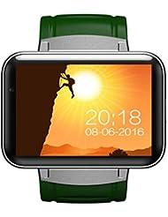 Hunpta DM98 Bluetooth Smart Watch Gesundheit Handgelenk Armband Herzfrequenz-Messgerät