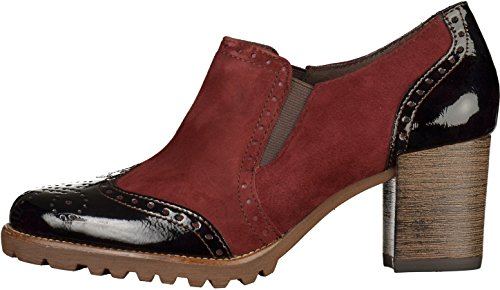 Tamaris 1-24400-27 femmes Bottine Bordeaux
