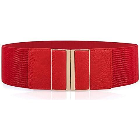 Signora breve cintura/Elastica cintura decorativa/Cintura Estate Joker-F