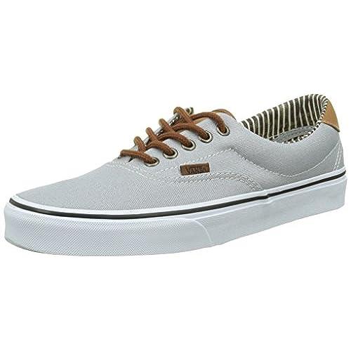 Vans Era 59, Unisex Adults Low-Top Sneakers, Grey (C L/SLV Sconce), 9.5 UK  (44 EU)