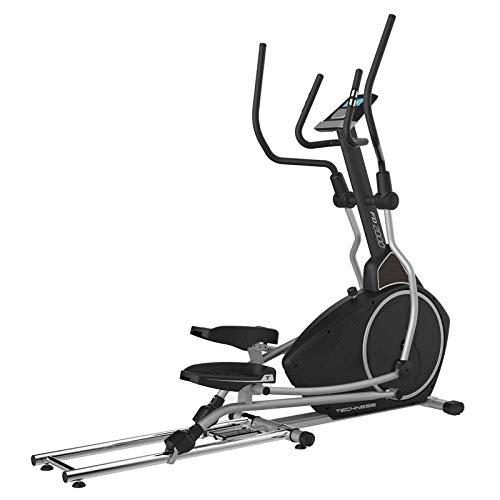 Techness FD 2000 Crosstrainer, 19 Programme, 4 Benutzerprofile, Tests zur Körperfettanalyse und körperlichen Leistungsfähigkeit, max. Belastung: 150 kg