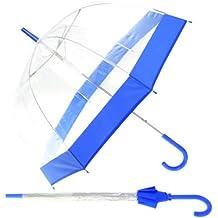 Severyn Paraguas transparente de paseo para mujer