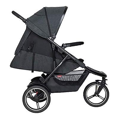 Phil&teds Dash V6 2019+ - Silla de paseo sin asiento