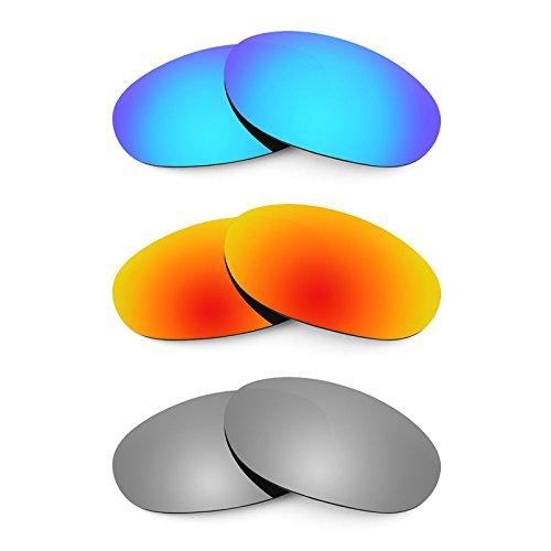 Revant Ersatzlinsen für Costa Fathom Polarisiert 3 Paar Kombipack K014