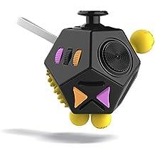 Fidget Juguetes Cubo,GZQES, Juguetes Antiestrés Cubo Mágico, Fidget Rompecabezas Cubo , Fun