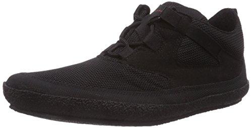 Sole Runner Namaka, Sneaker basse Unisex - Adulto Nero (Schwarz (black 00))