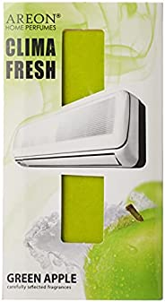 Areon Clima Air Freshener Home Conditioner - Green Apple