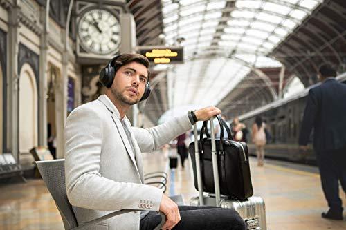 Sony WH-1000XM3 Bluetooth Noise Cancelling Kopfhörer (30h Akkulaufzeit, Touch Sensor, Headphones Connect App, Schnellladefunktion) schwarz - 13