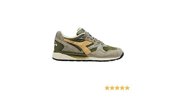 Diadora Heritage 501.175090 75035 Grigio Stringa Sneakers Uomo 10½