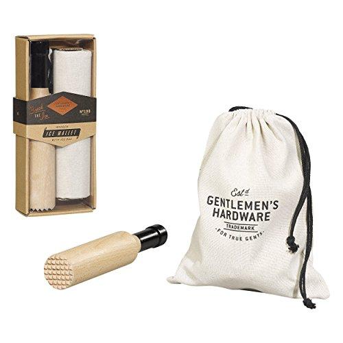 Gentleman Le matériel de Maillet de Glace et Cocktail Pilon