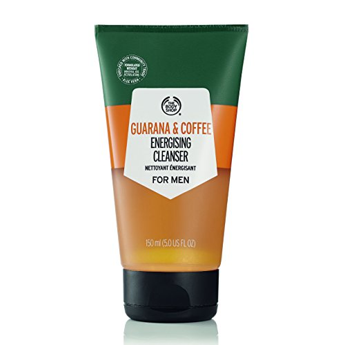 The Body Shop Guarana, spendet-Reiniger für Herren -