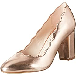 Another Pair of Shoes Damen PhilaE1 Pumps, Pink (Rosegold111), 42 EU