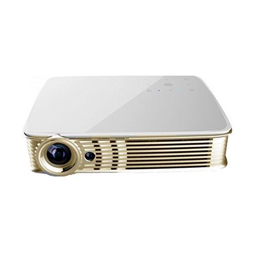 deeirao Mini Laptop 3d DLP HOME THEATER Video Projektor android5.1Quad Core Dual Band WiFi Unterstützung 4K UHD 2160p 2d zu 3d Bau in der - 2d-zu-3d-projektor
