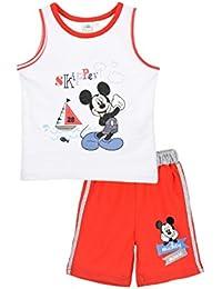 Mickey Mouse - Conjunto deportivos - para bebé niño