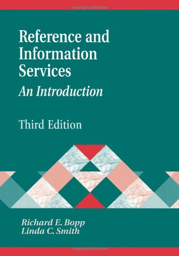 Reference and Information Services: An Introduction (Library & Information Science Text)