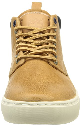 Timberland 2 0 Cupsole, Sneakers Hautes Homme Jaune (Wheat)