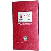 Typhoo Classic Assam 100 Heat Sealed Envelope Tea Bags