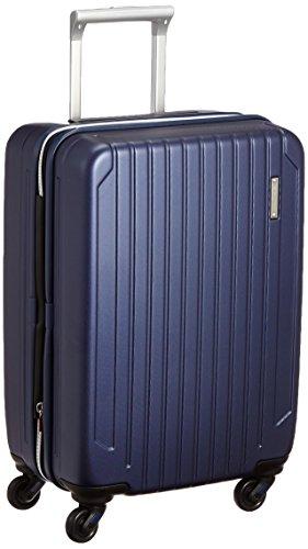 [サンコー] SUNCO スーツケース ACTIVE CUBE SKYMAX S 39L 2.8kg 機内持ち込み 大容量 軽量 SAAS-50 エンボスネイビー (エンボスネイビー)