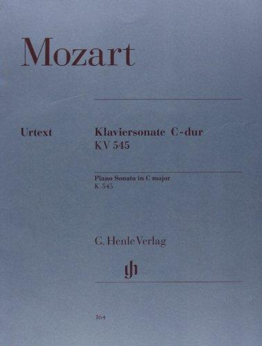 Sonate K545 Do Maj.(Facile) - Piano