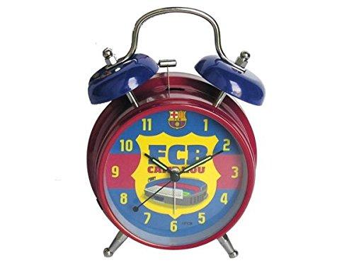 FC Barcelona – Despertador campanas Barcelona CF, color azul