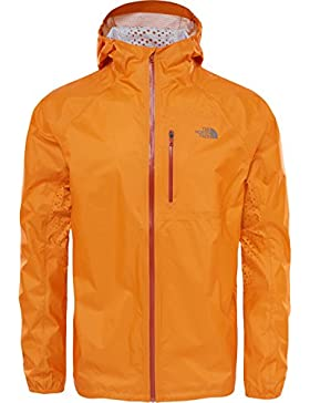 The North Face M Flight Series Fuse Chaqueta, Hombre, Naranja (Exuberance Orange), M