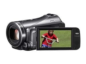 Canon HF-M406 Caméscope à Carte SD Port SD/SDHC HD 2,4Mpix Zoom Optique 10x Noir