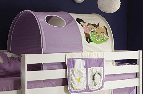 Himmel Für Etagenbett : Baldachin für hochbett super praktischer und komfortabler