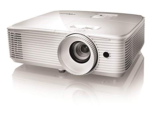 Optoma HD27e - Proyector Gaming Home Cinema Full HD 1080p, 3400 lúmenes, formato 16:9
