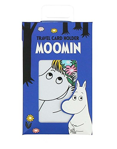 Moomin Travel Card Holder